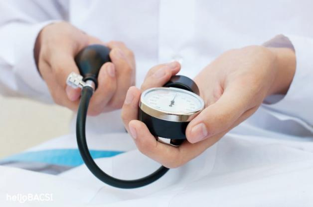 Identify the cause of low blood pressure for early prevention